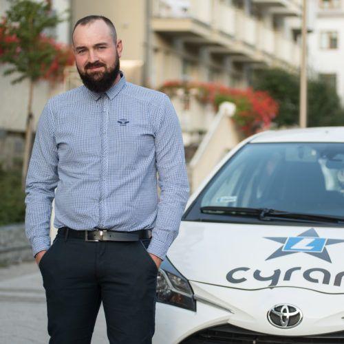 Krzysztof Cyran