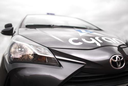 Auto Toyota Cyran